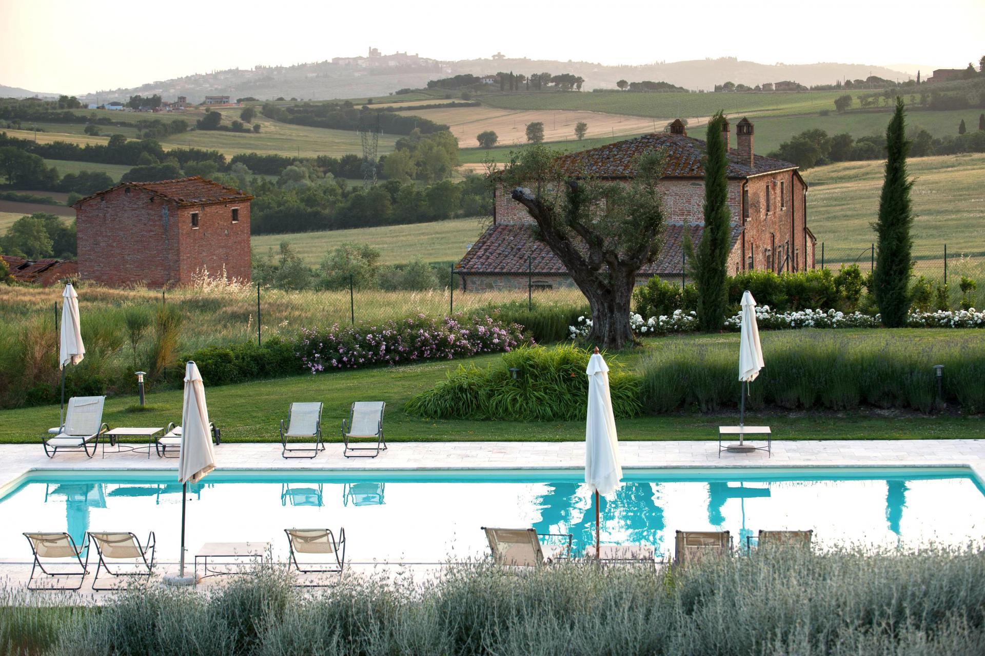 Lekker relaxen en culinair genieten in Toscane