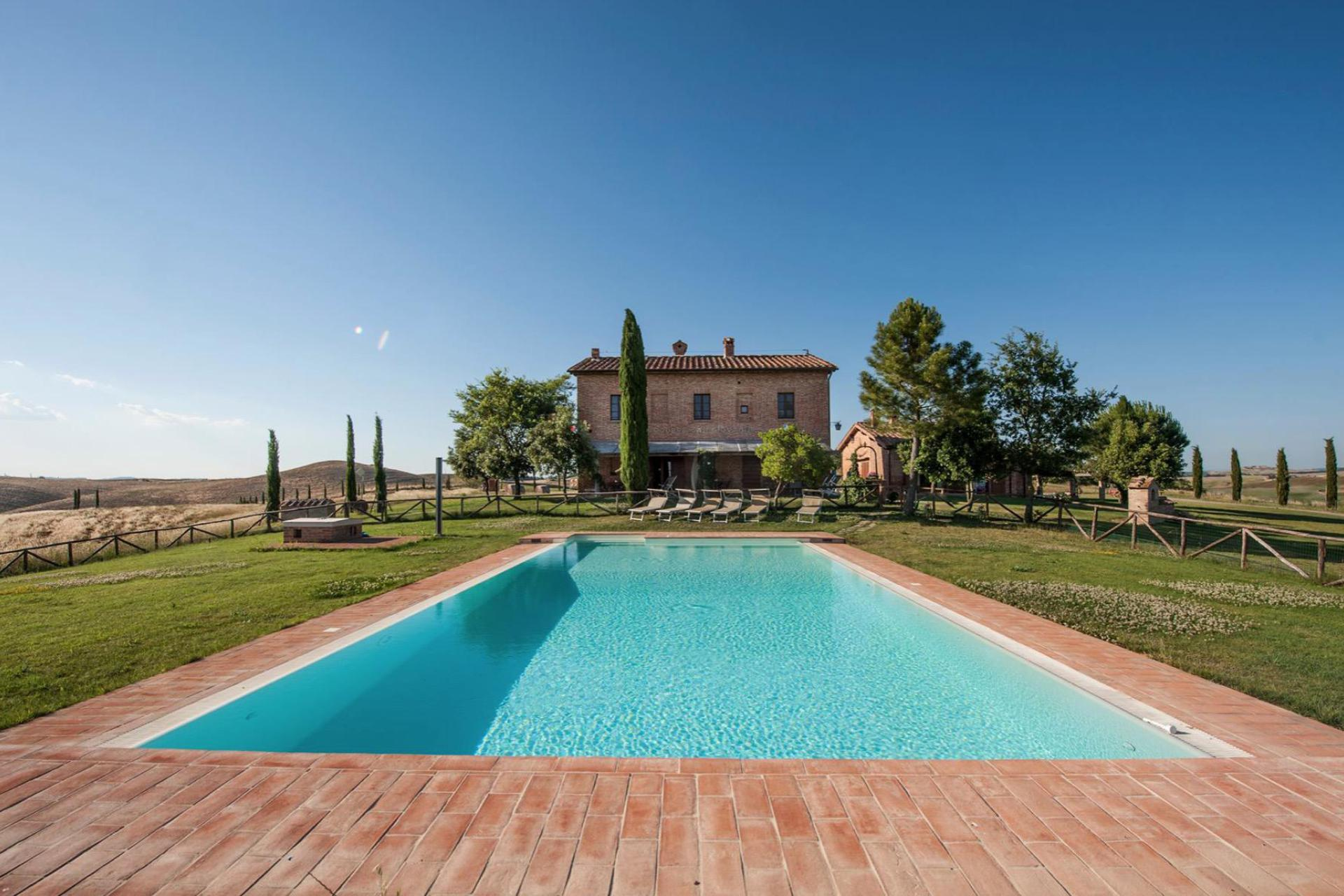Agriturismo Tuscany Agriturismo Siena for peace, nature, luxury and comfort