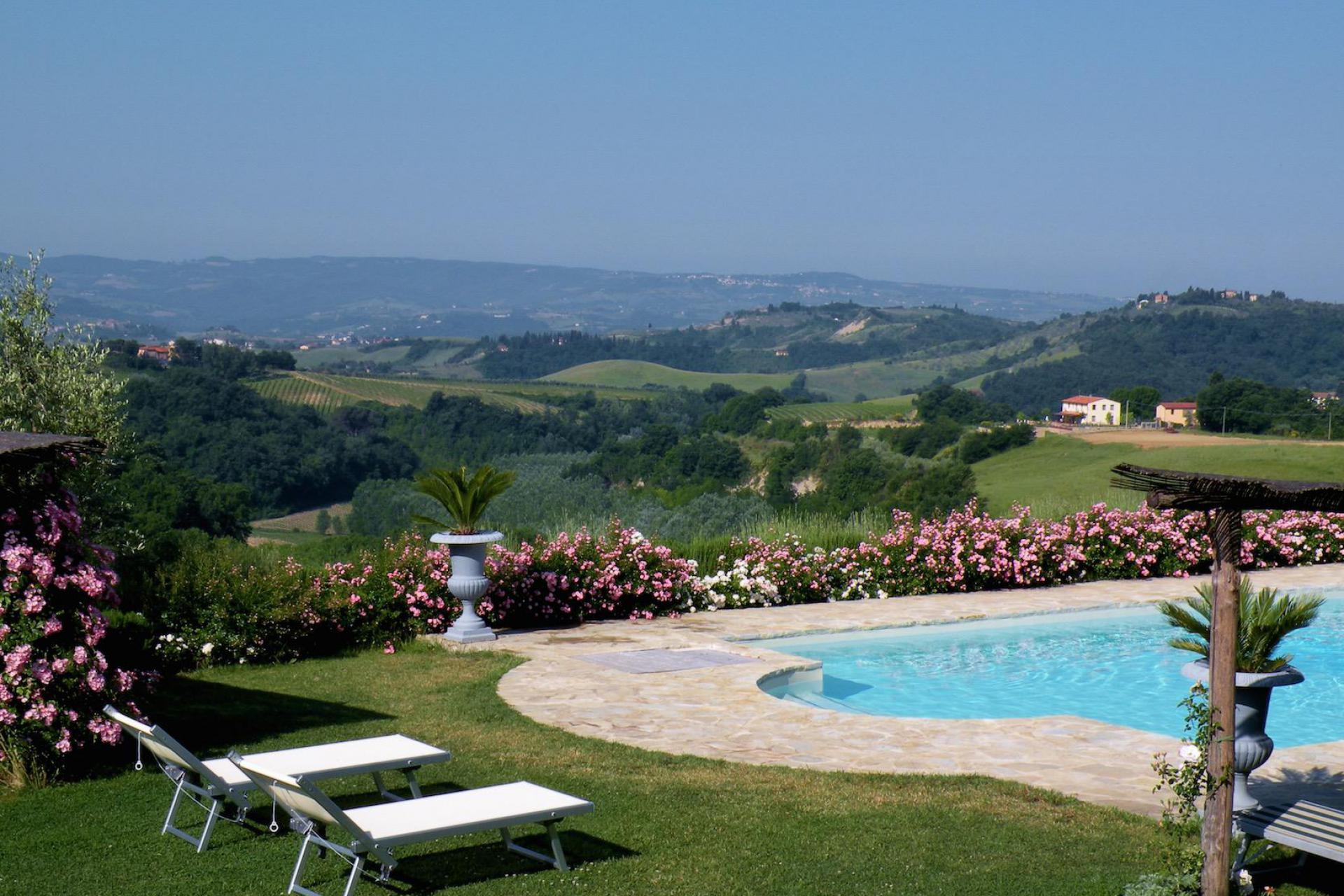 Agriturismo Tuscany Agriturismo Tuscany in olivegrove with amazing views