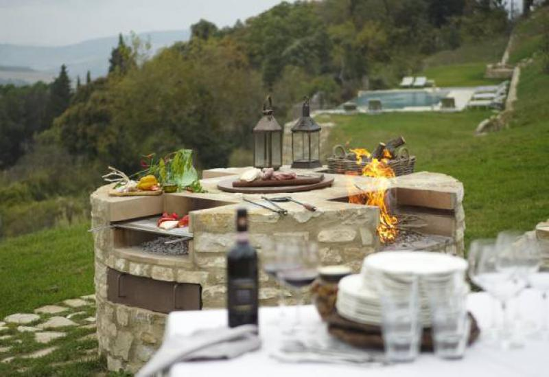 Agriturismo Tuscany Agriturismo with luxury apartments in Chianti region