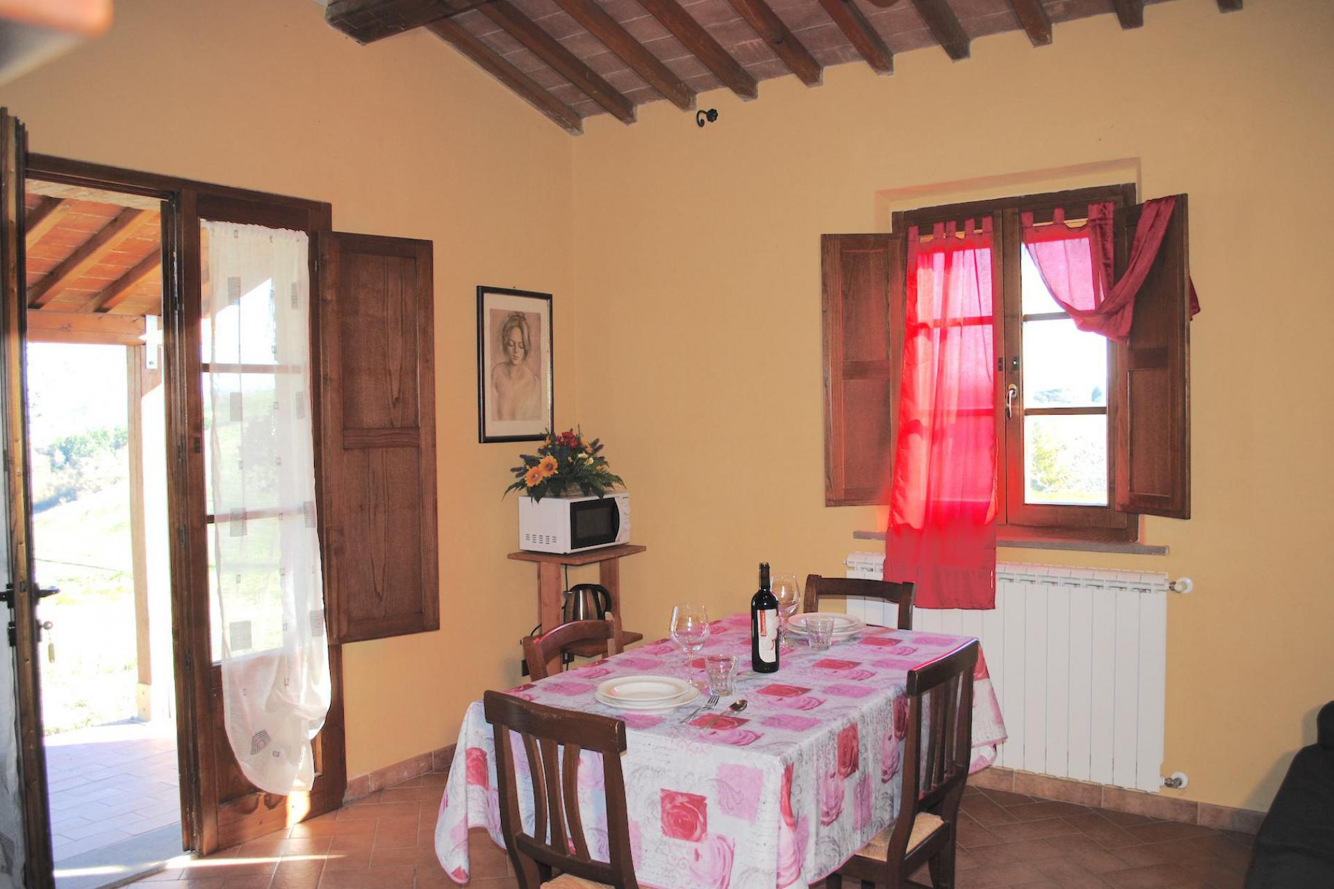 Agriturismo Tuscany Authentic agriturismo in Tuscany with great views