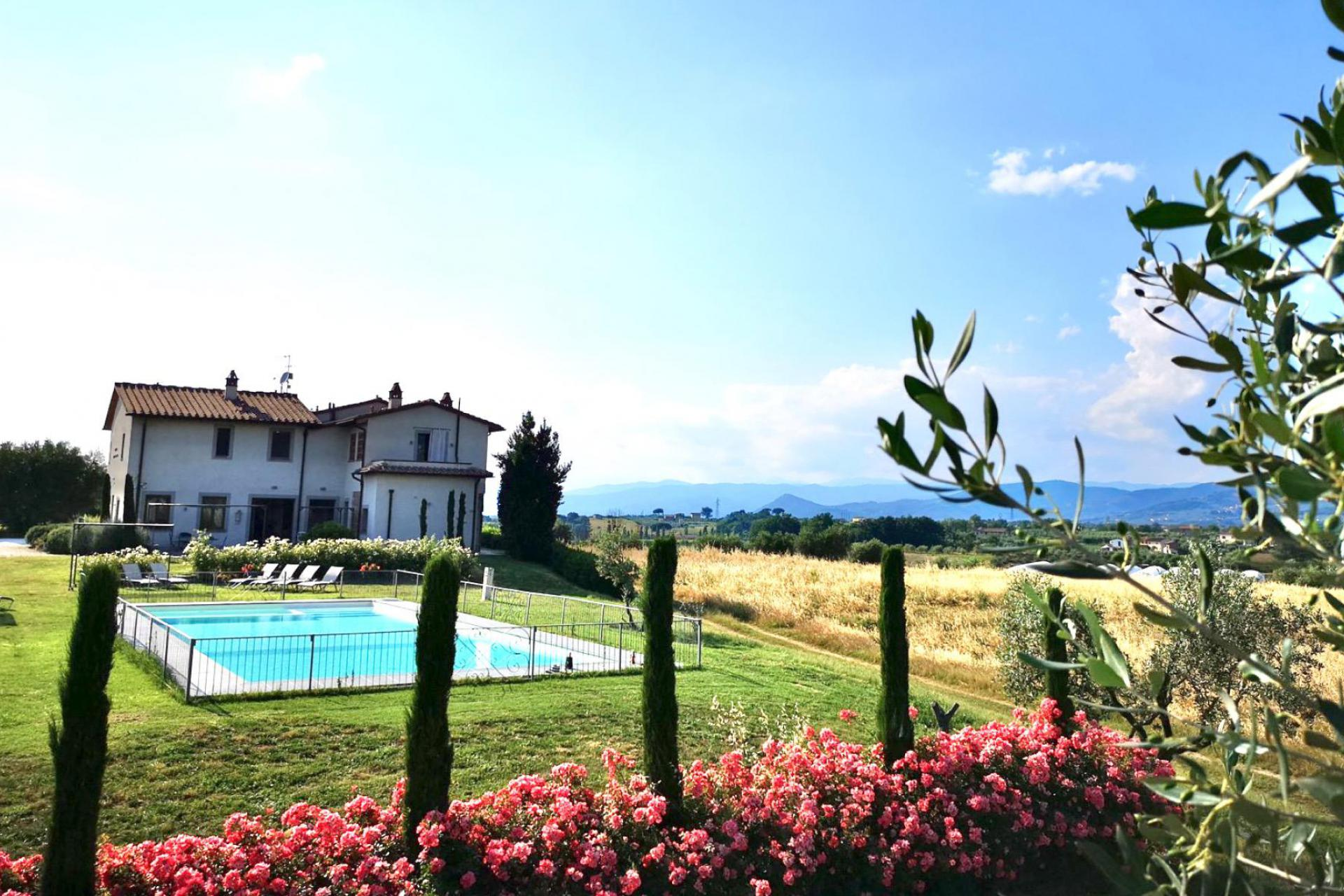 Agriturismo Tuscany Centrally located agriturismo for exploring Tuscany