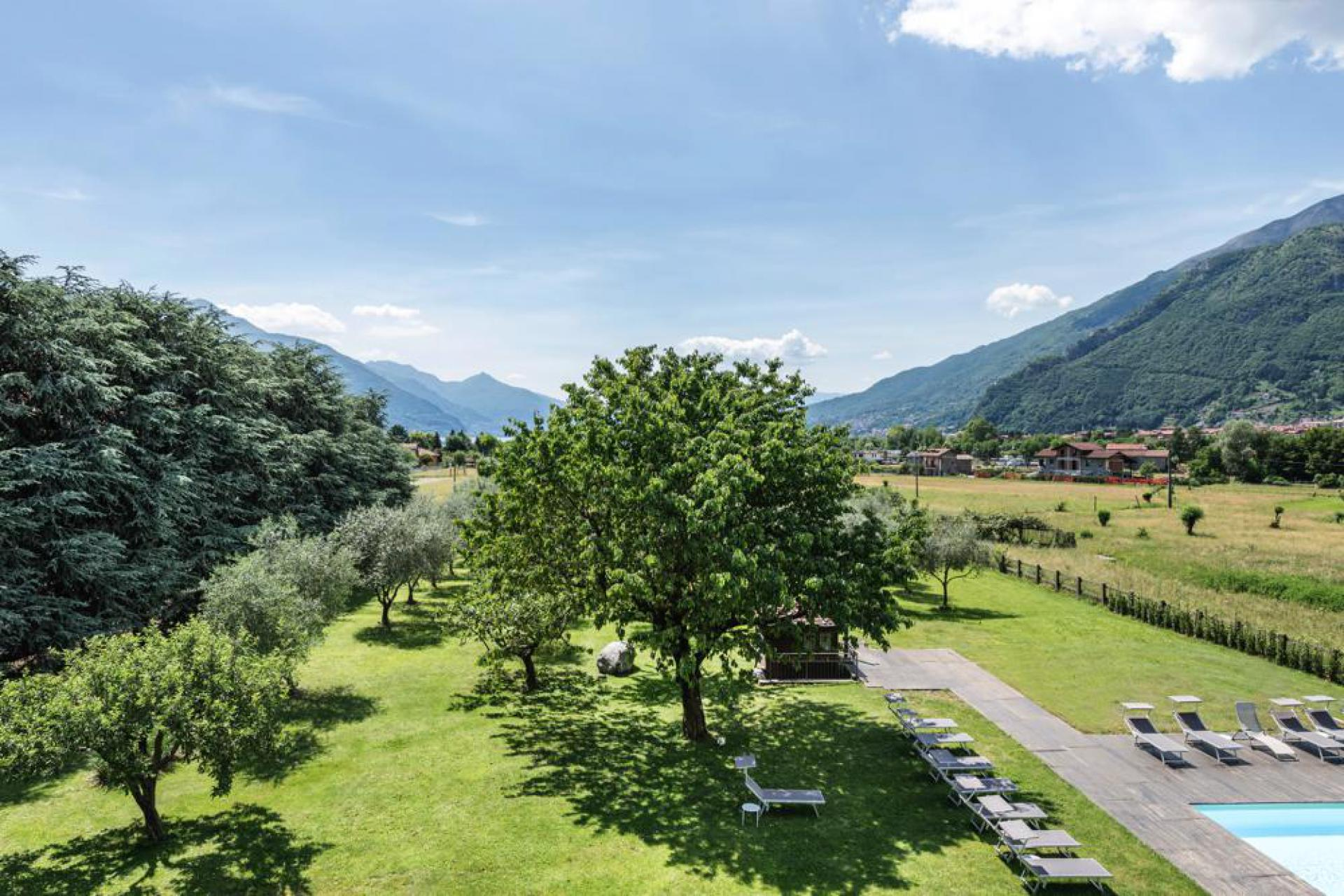Agriturismo Lake Como and Lake Garda Charming agriturismo at walking distance of Lake Como