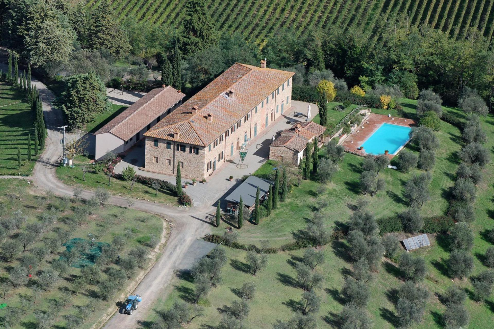 Agriturismo Tuscany Child-friendly agriturismo in Tuscany with pizza night