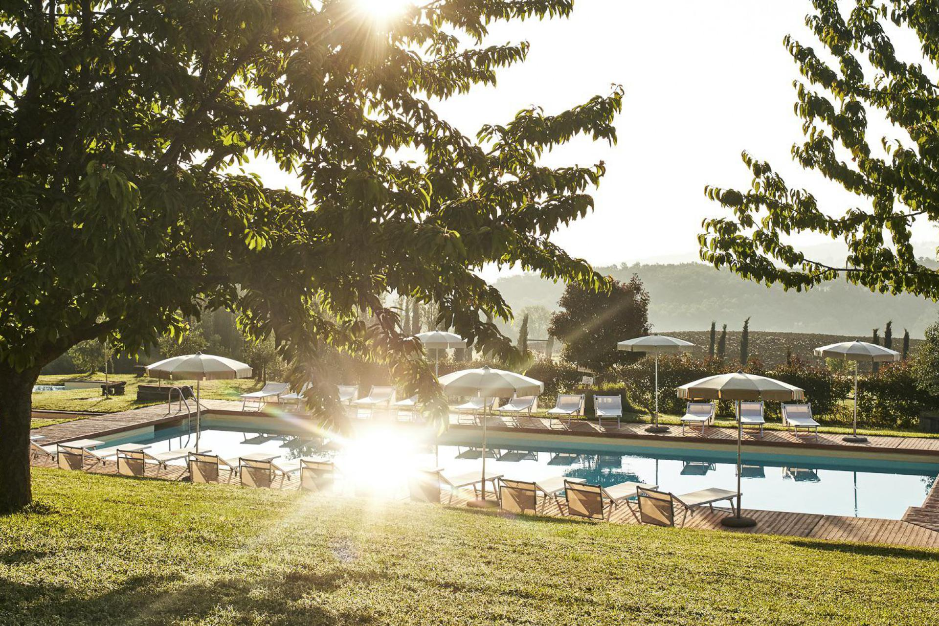 Agriturismo Tuscany Family-friendly agriturismo centrally located in Tuscany