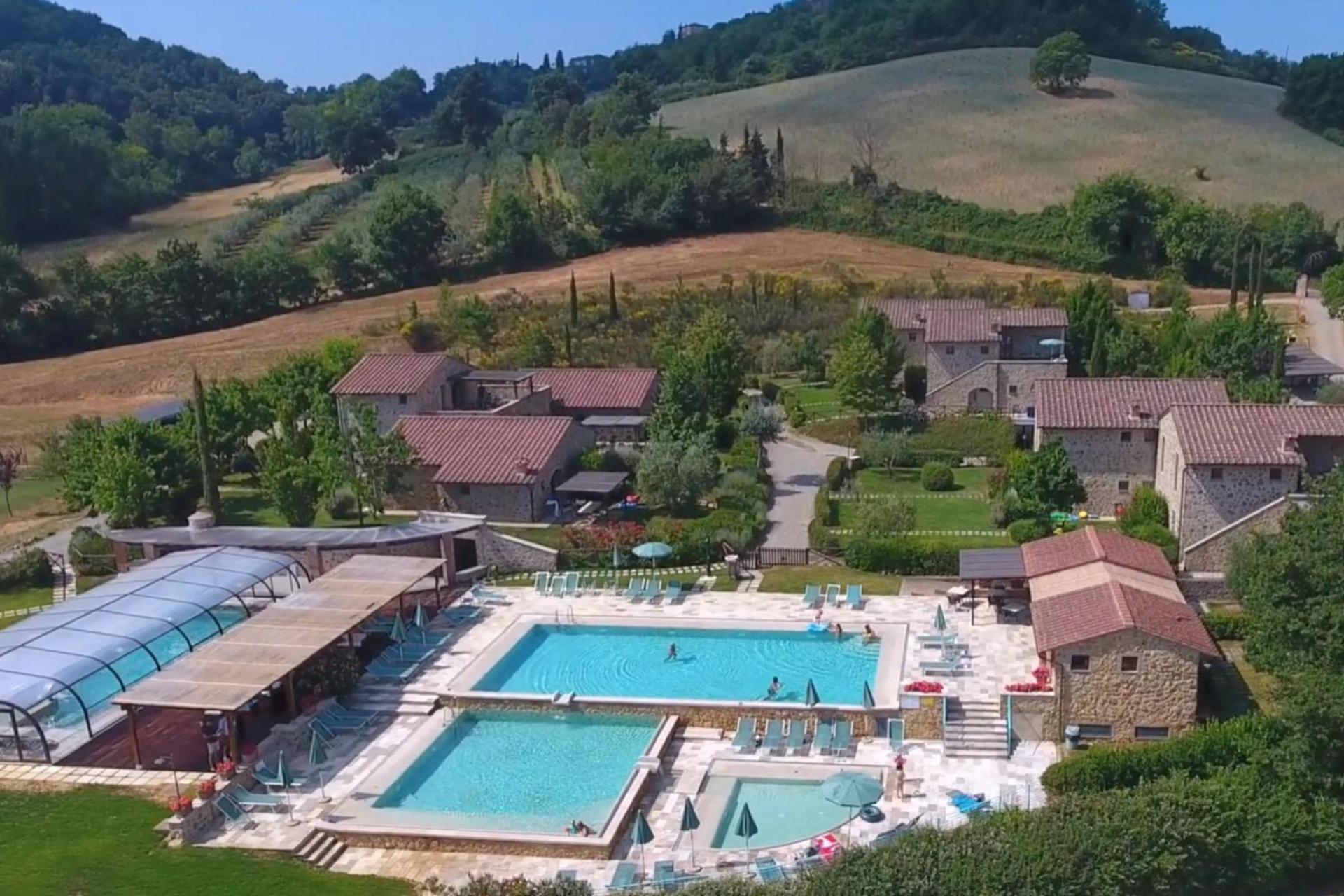 Kindvriendelijk resort Toscane met geweldig zwembad | myitaly.nl