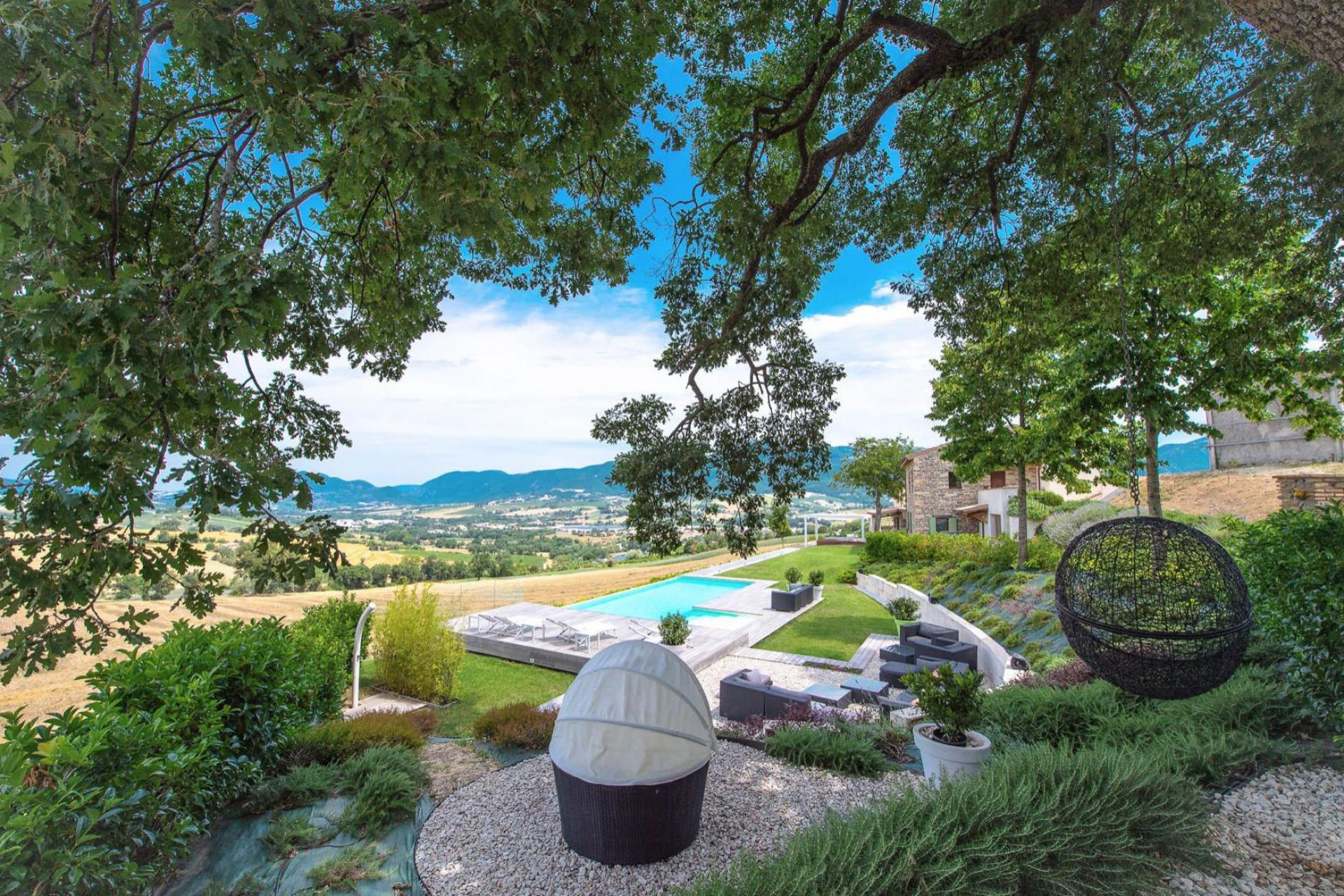 Agriturismo Marche Oasis of peace in the inland of le Marche