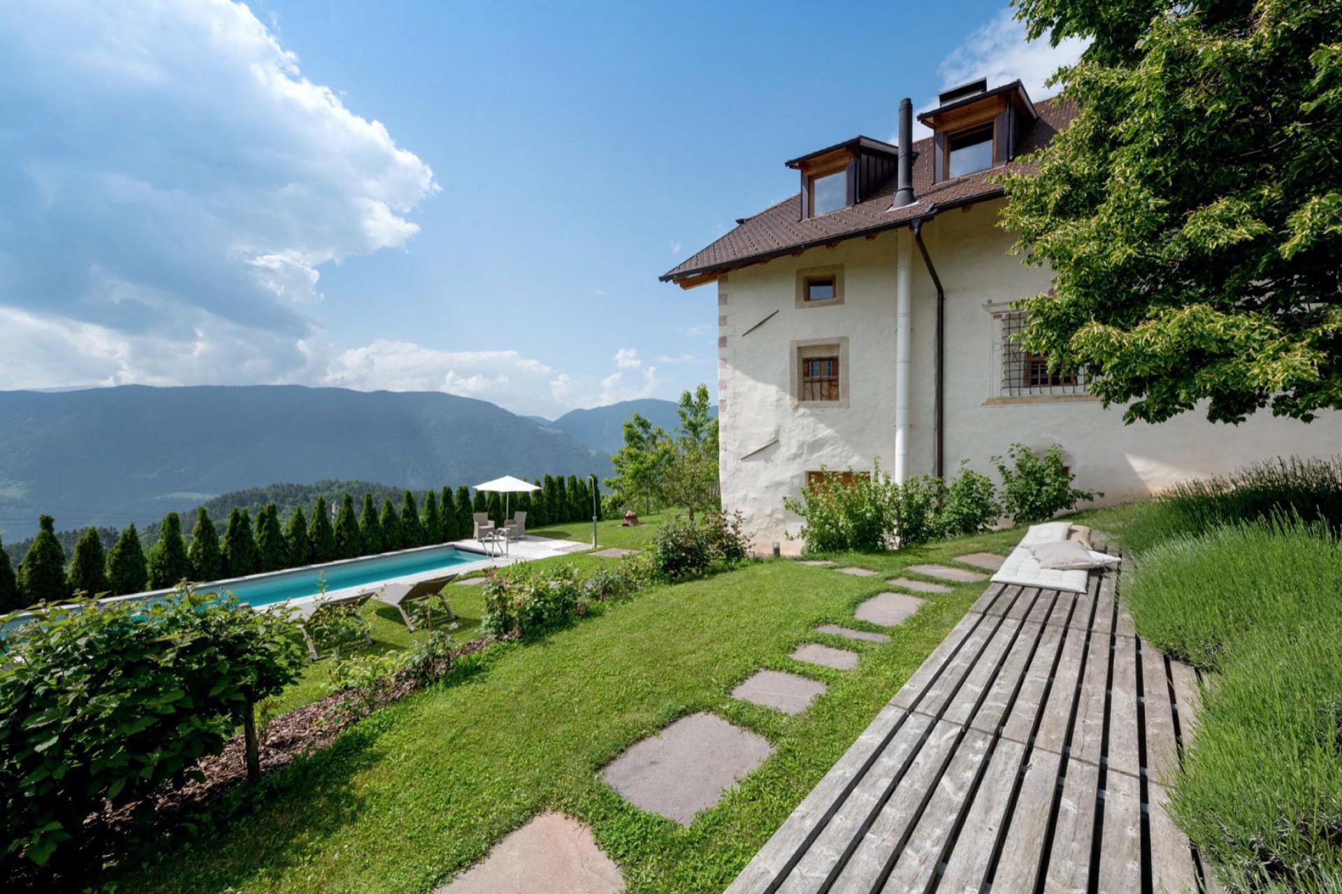 Sfeervolle kamers met ontbijt vlakbij Bolzano