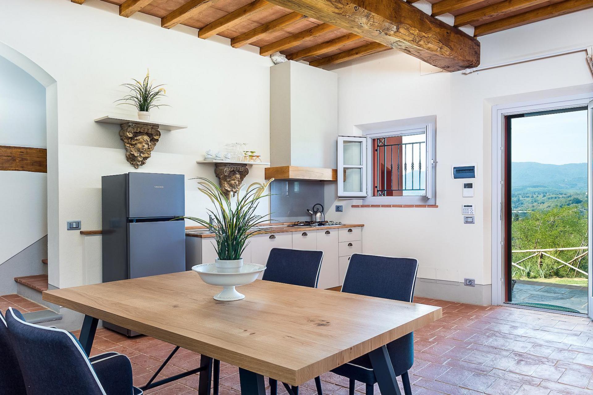 Agriturismo  met designinterieur niet ver van Florence