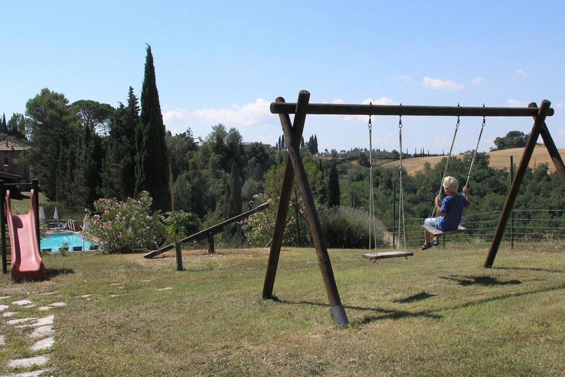 1. Een gezellige familievakantie in Toscane