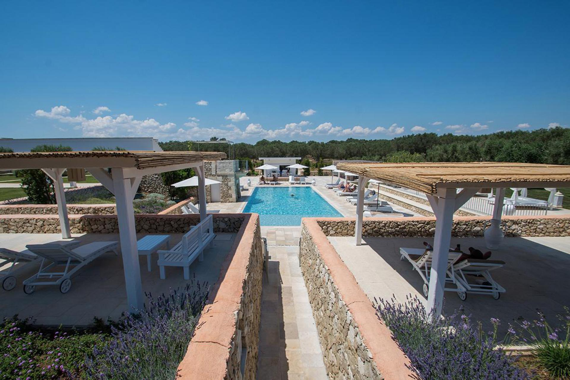 Puglia is hot! Luxe masseria vlakbij Otranto