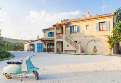 Cosy agriturismo near authentic village in Marche