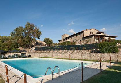 Lovely quiet agriturismo in the countryside of Umbria