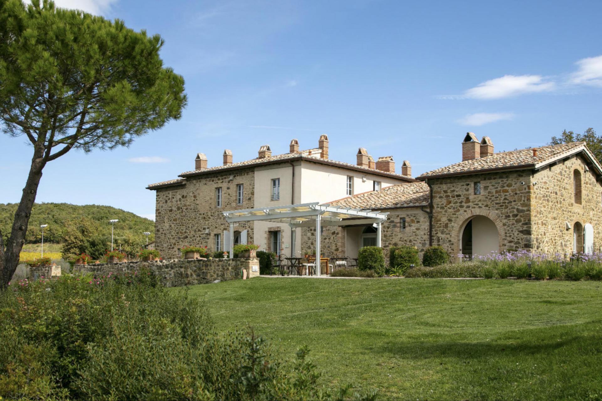 Agriturismo Tuscany Wonderful agriturismo near Montalcino