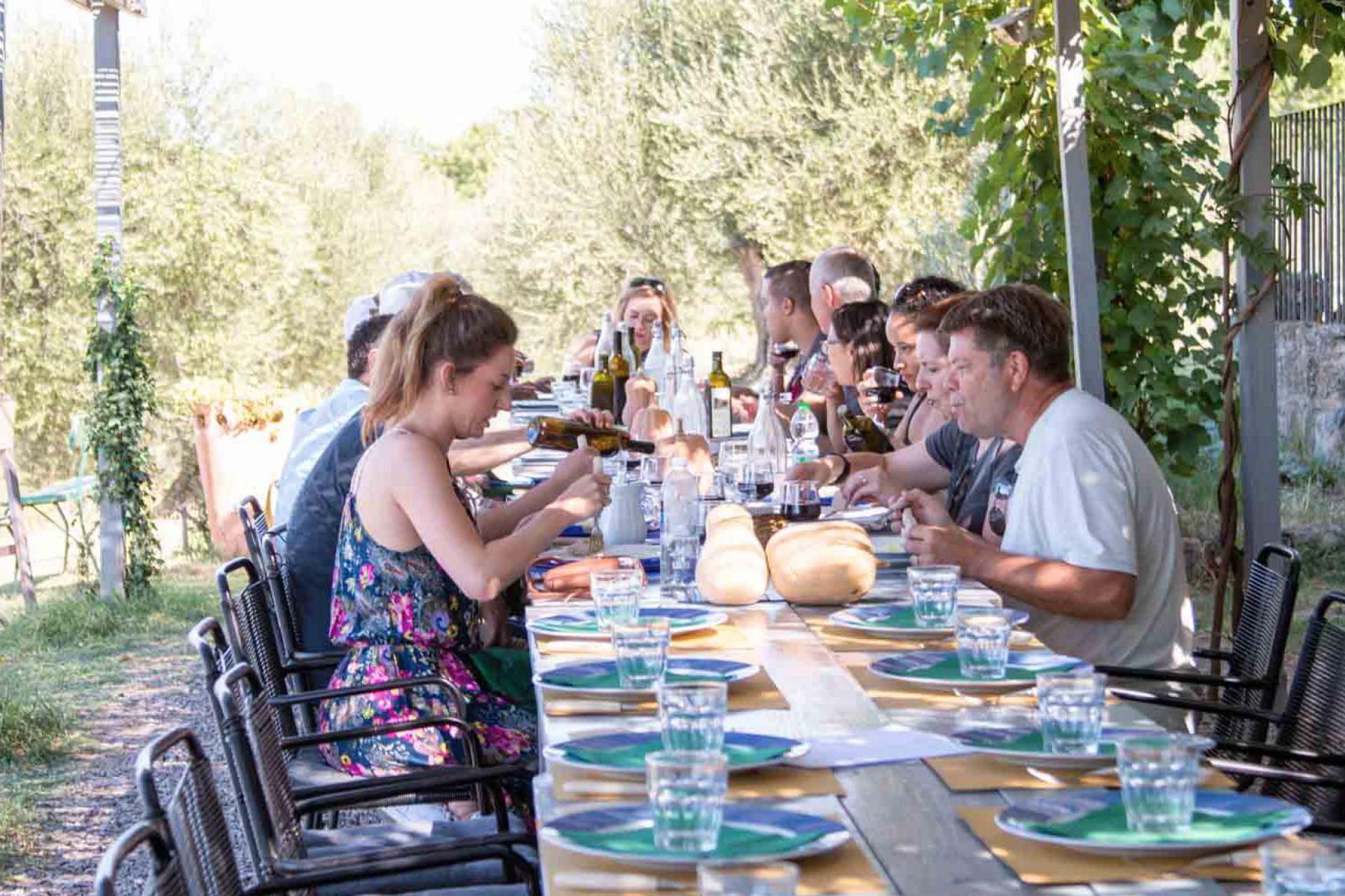Agriturismo Tuscany Wonderful agriturismo near Pienza with restaurant