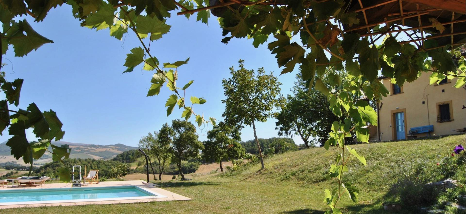 Agriturismo Marche Agriturismo Marche, cozy atmosphere and kid friendly