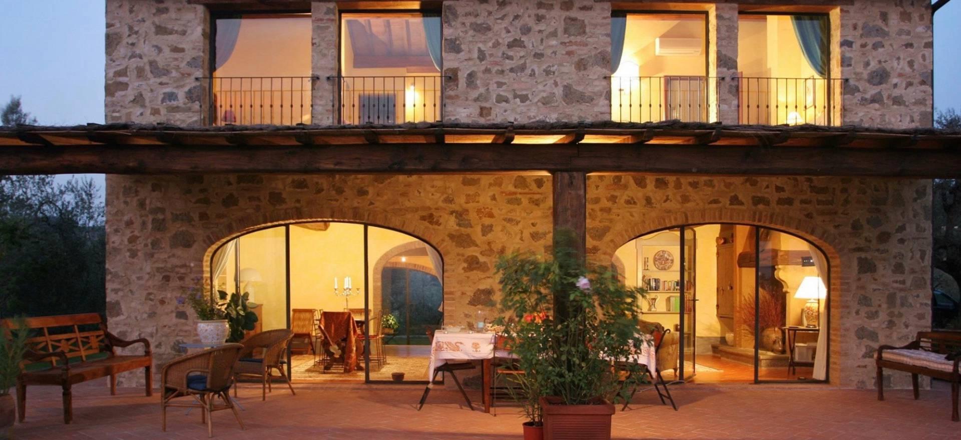 Agriturismo Tuscany Agriturismo Tuscany in olivegrove with amazing views