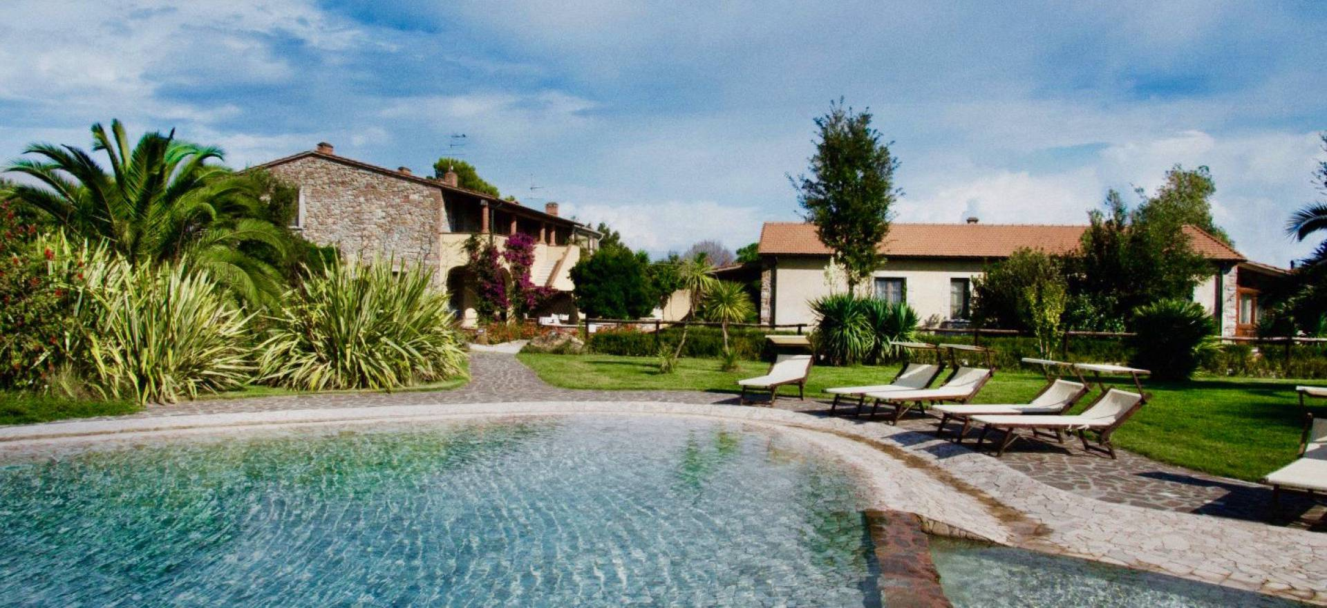 Agriturismo Tuscany Agriturismo with restaurant near the Tuscan coast