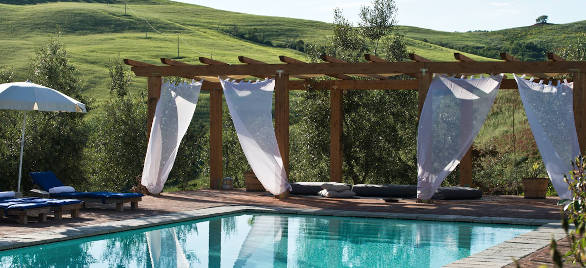 Agriturismo Tuscany Cozy agriturismo with amazing views of Volterra, Tuscany