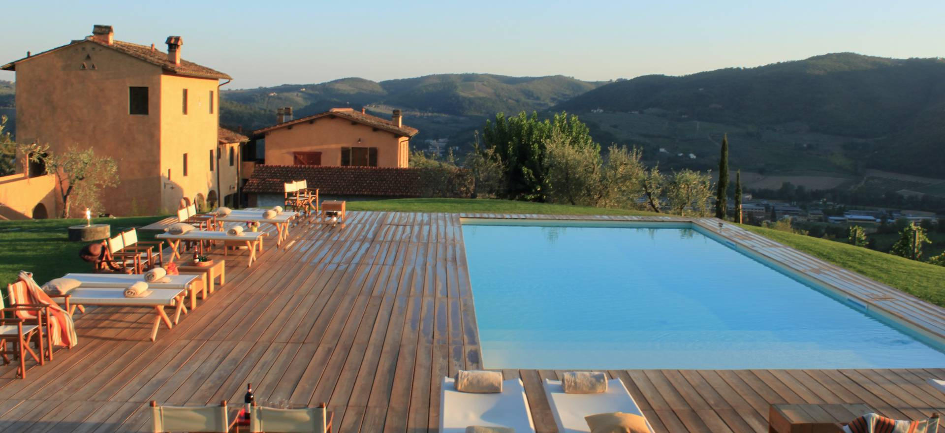 Agriturismo Tuscany Exceptional agriturismo and winery in Tuscany