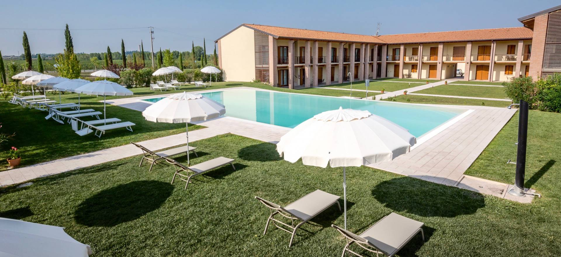 Agriturismo Lake Como and Lake Garda Family agriturismo Lake Garda with large pool