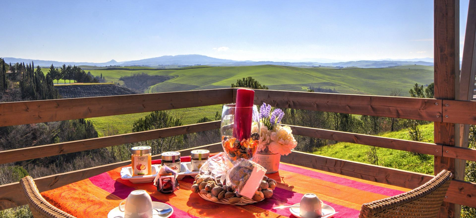 Agriturismo Tuscany Family friendly glamping in Tuscany