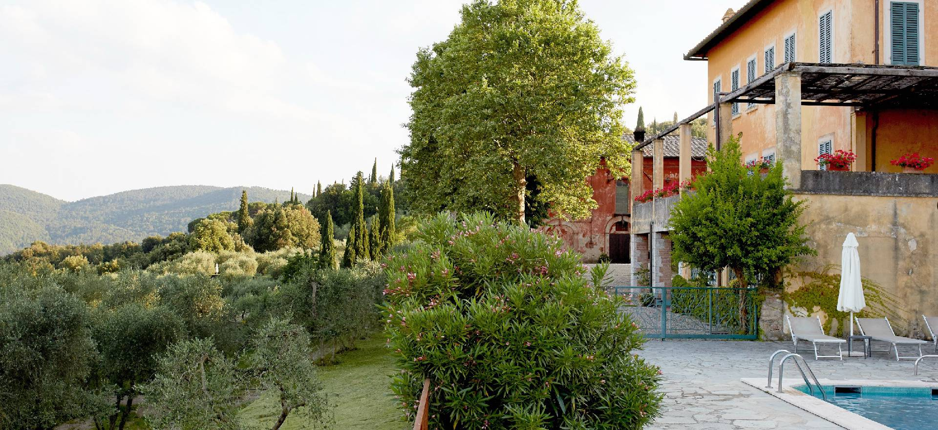 Agriturismo Tuscany Hidden gem in Tuscany near Siena