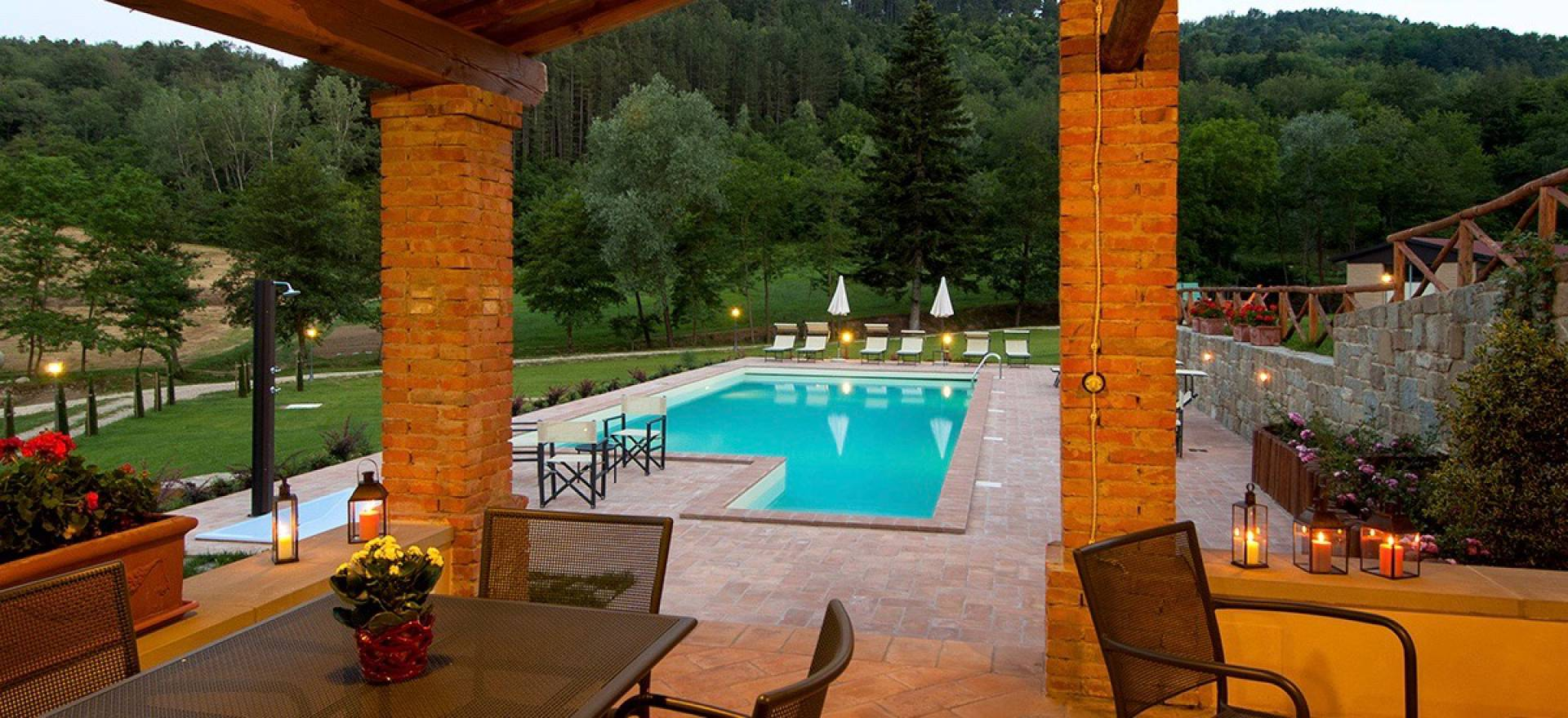 Agriturismo Tuscany Lovely agriturismo in Tuscany for 4 families