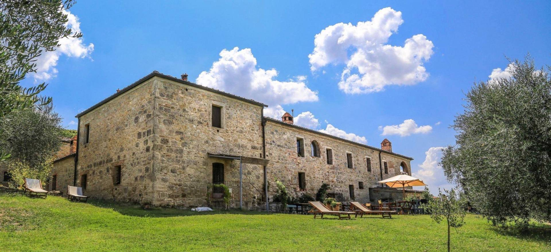 Agriturismo Tuscany Wonderful agriturismo near Pienza with restaurant