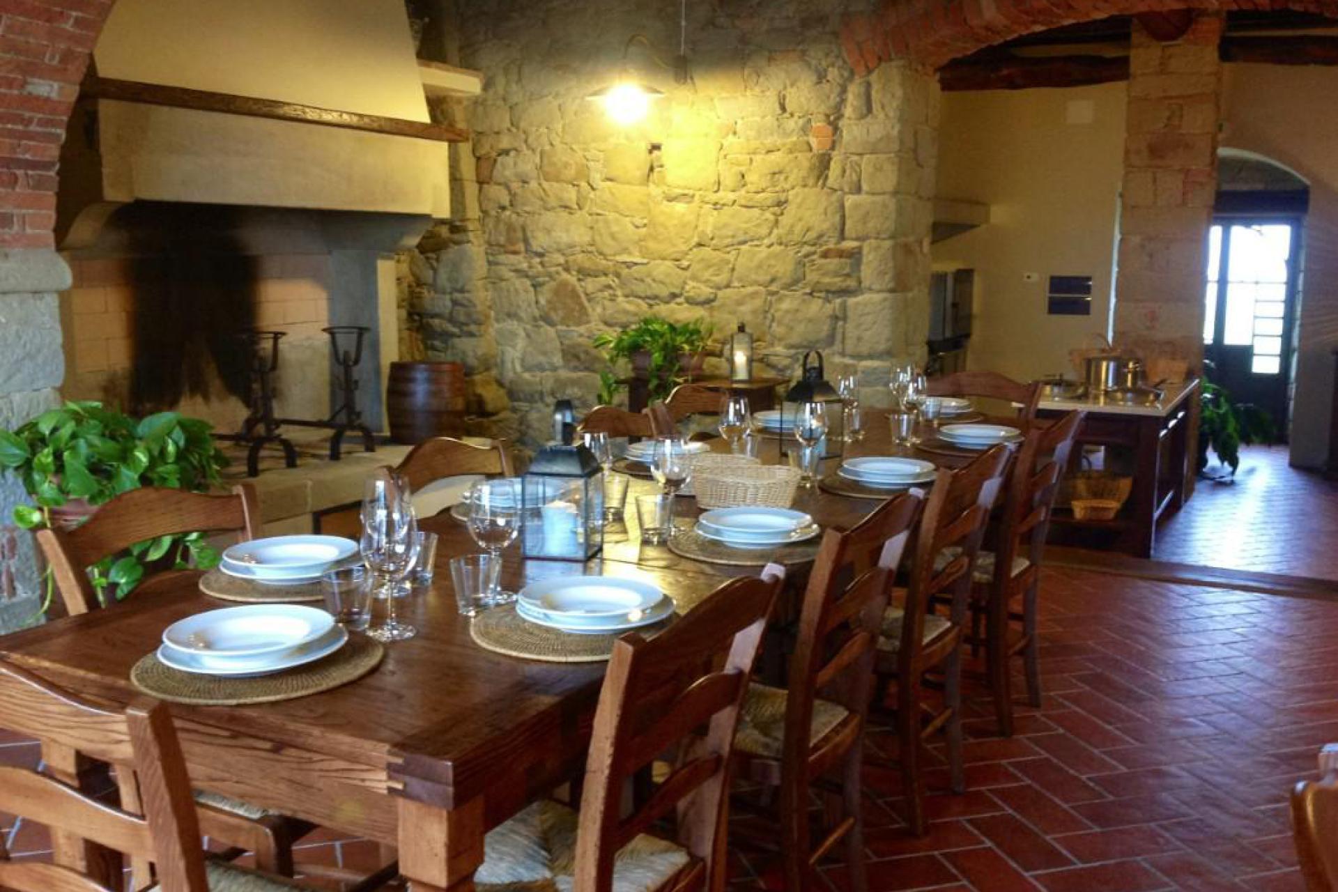 Agriturismo Toscane 8 appartementen nabij Siena – landelijke omgeving | myitaly.nl