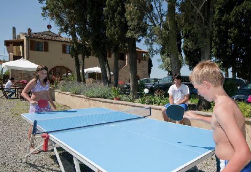 2. Een echte agriturismo in het hart van Toscane