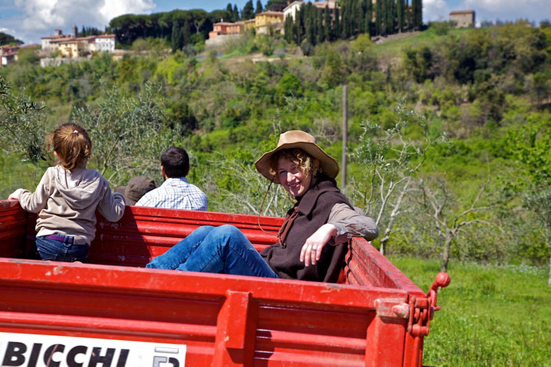 Agriturismo Toscane Gastvrije agriturismo mét heerlijke trattoria | myitaly.nl