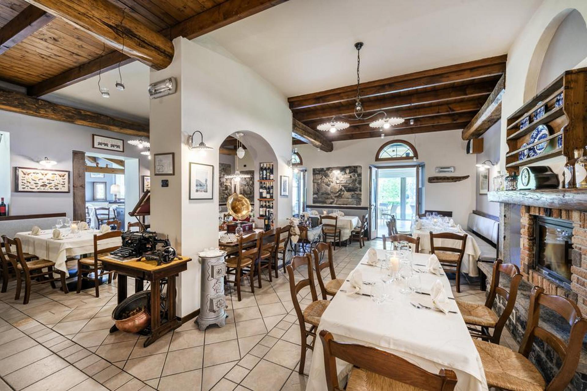 Agriturismo Comomeer en Gardameer Knusse accommodatie Comomeer – met goed restaurant | myitaly.nl