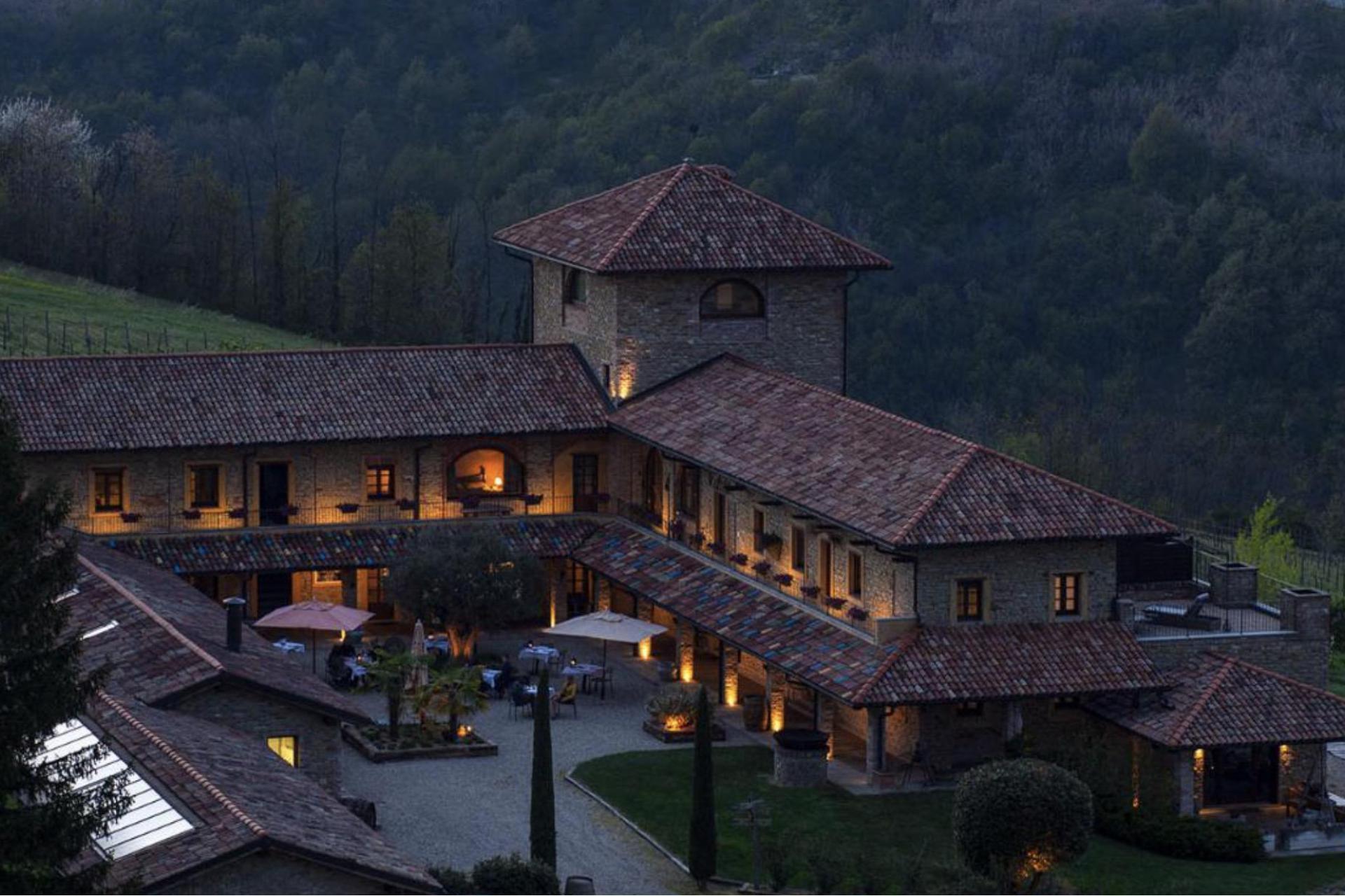 Agriturismo Piemonte Agriturismo in het hart van Piemonte voor pure ontspanning