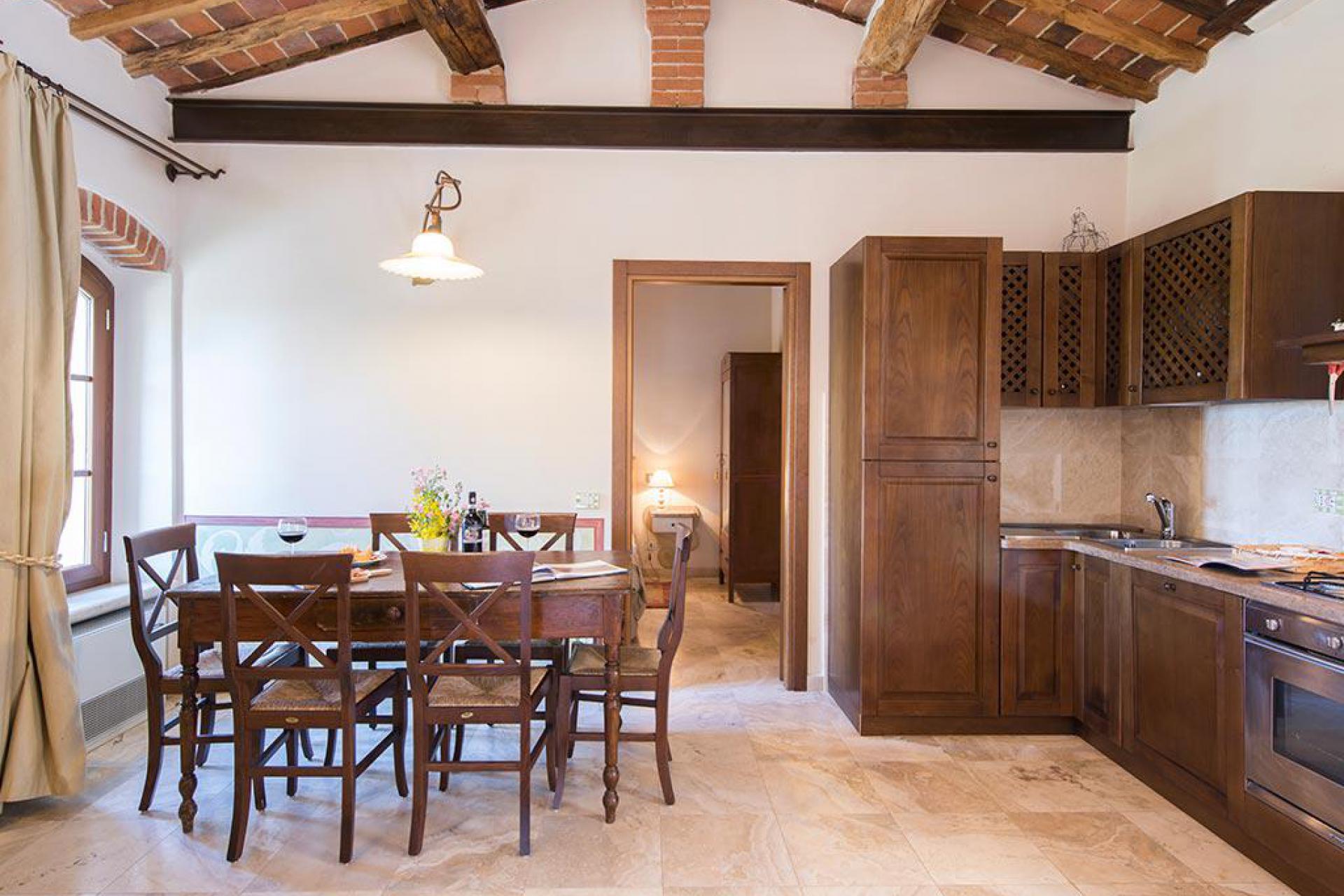 Agriturismo Toscane Luxe agriturismo Arezzo-Siena in Toscane | myitaly.nl