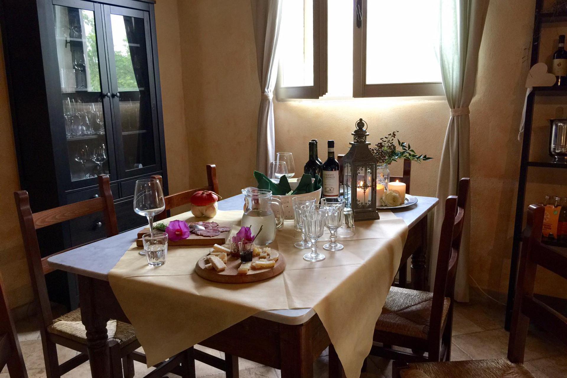 Agriturismo Toscane Kindvriendelijke agriturismo centraal in Toscane