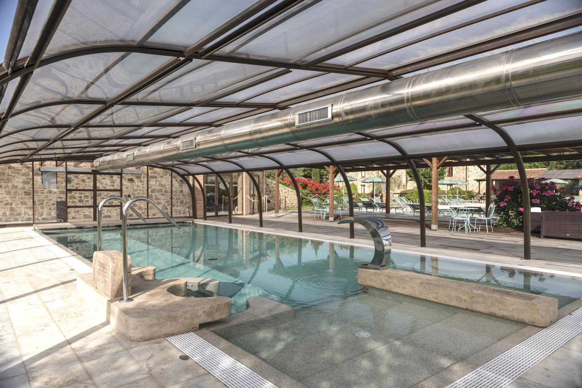 Agriturismo Toscane Kindvriendelijk resort in Toscane met groot zwembad