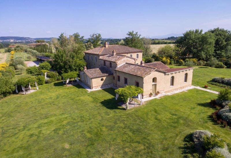 Agriturismo Toscane Landelijk en rustig gelegen agriturismo in Toscane