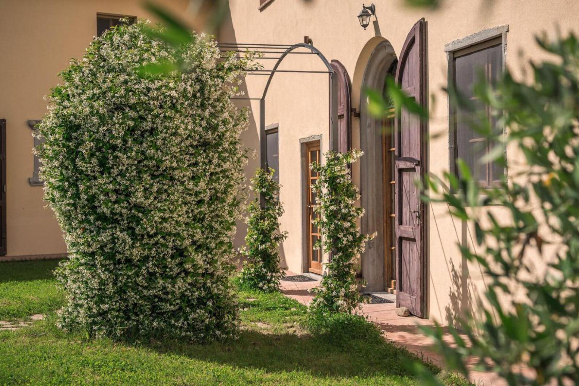 Agriturismo Toscane Rustig gelegen agriturismo in Toscane met mooi uitzicht
