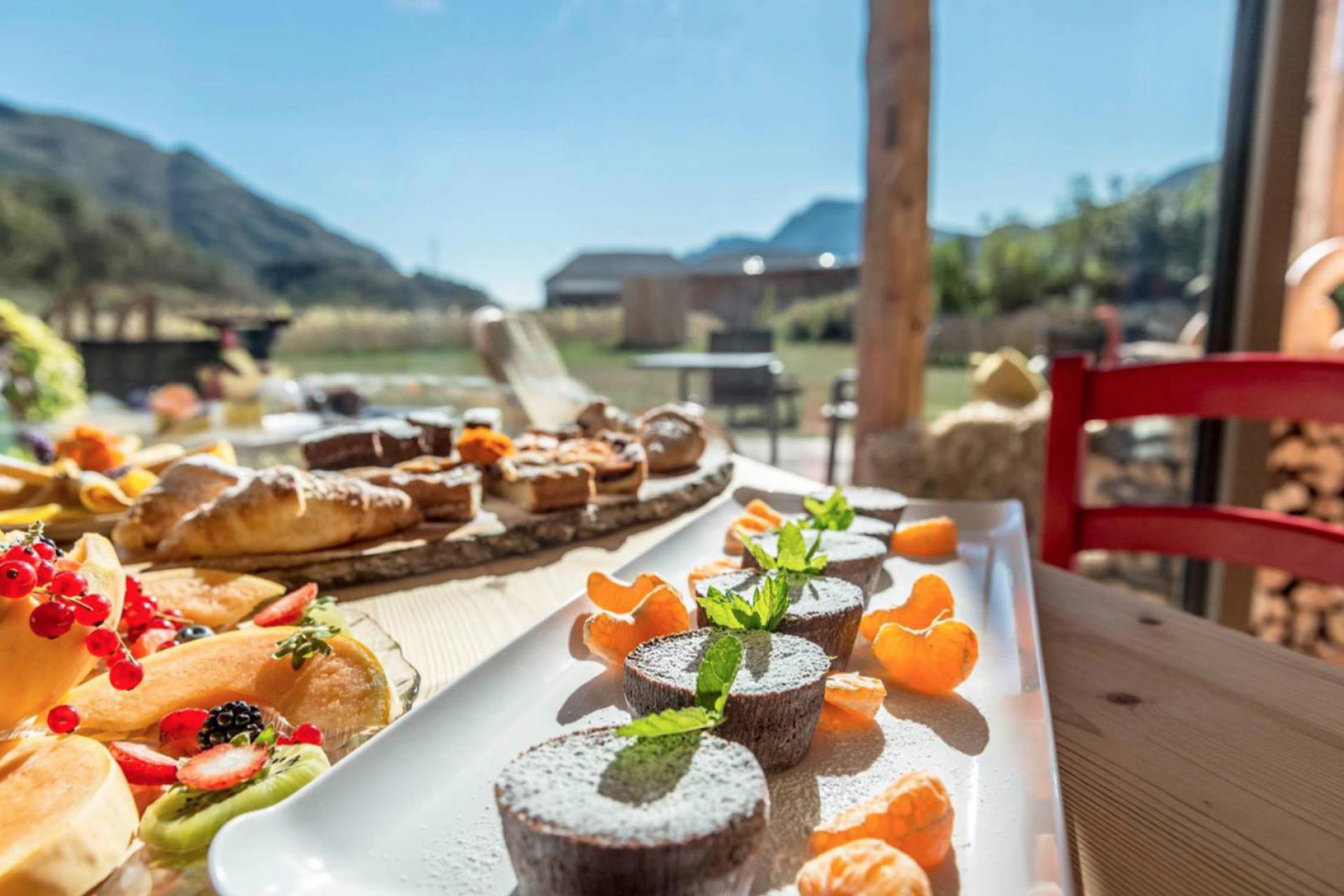 Agriturismo Dolomieten Biologische appel-agriturismo in de merenvallei van Trentino