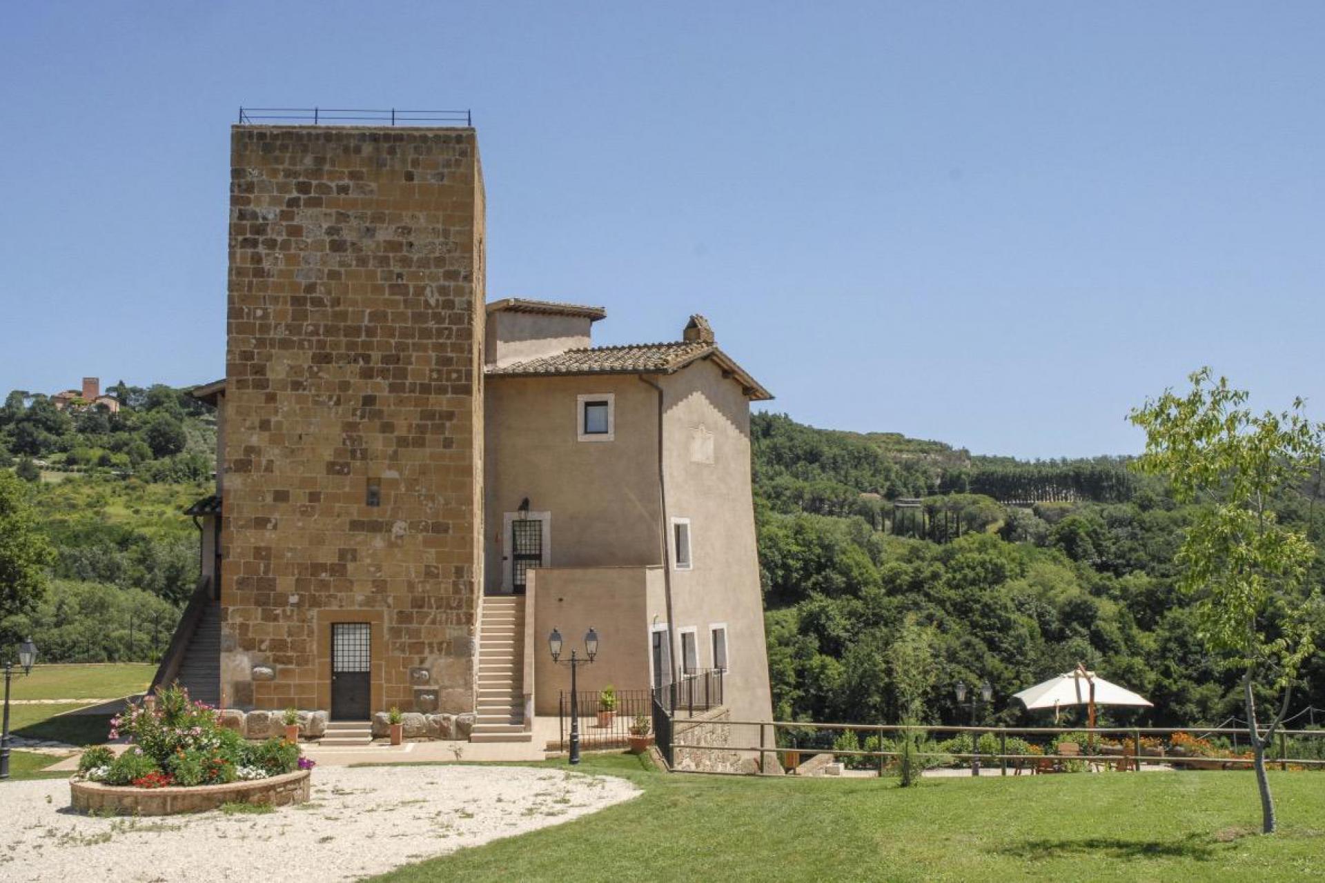 Agriturismo Rome Agriturismo nabij Rome in de zonnige regio Lazio