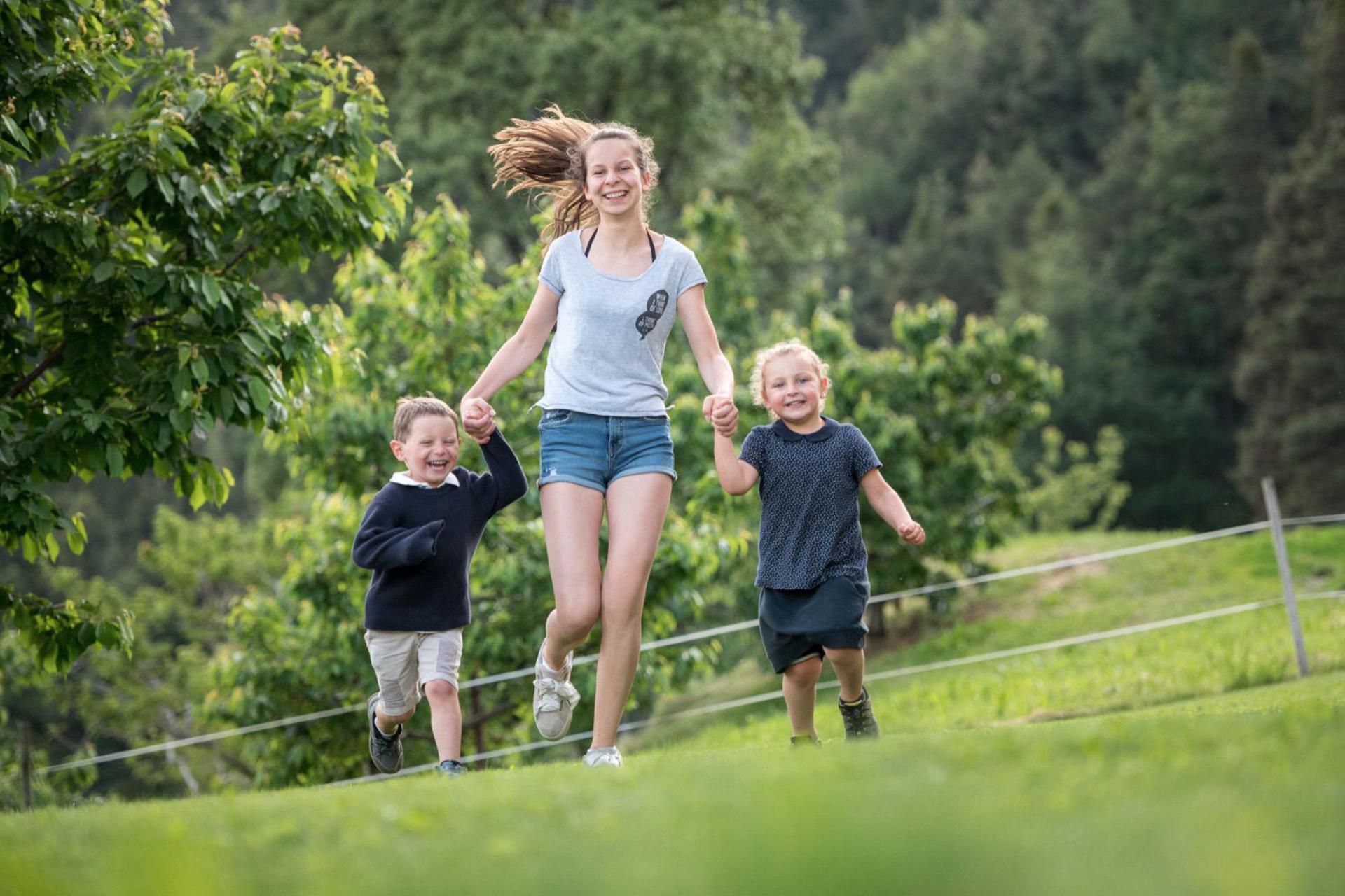 Agriturismo Dolomieten Luxe agriturismo met B&B kamers en Sudtiroler gastvrijheid