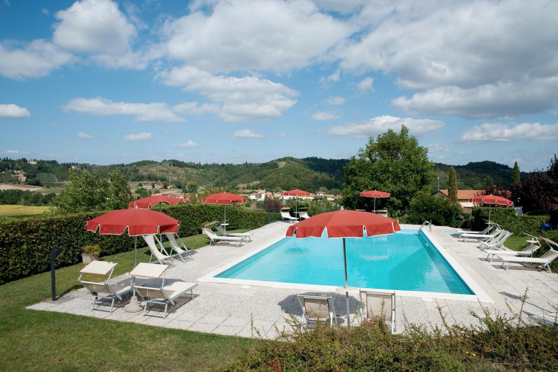 5. Agriturismo with children's pool and playground