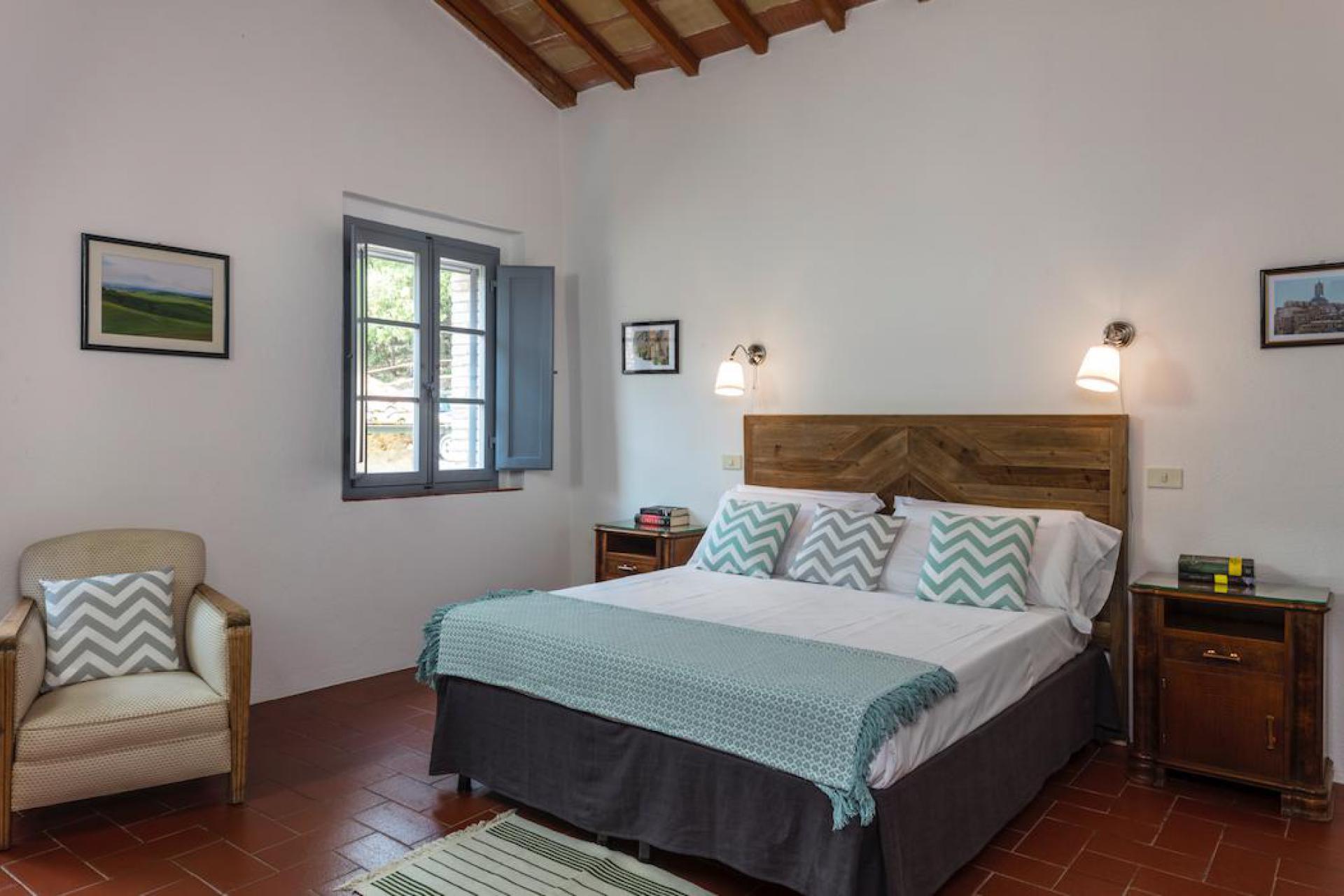 Agriturismo Toscane Comfortabele agriturismo in de ongerepte heuvels van Siena | myitaly.nl