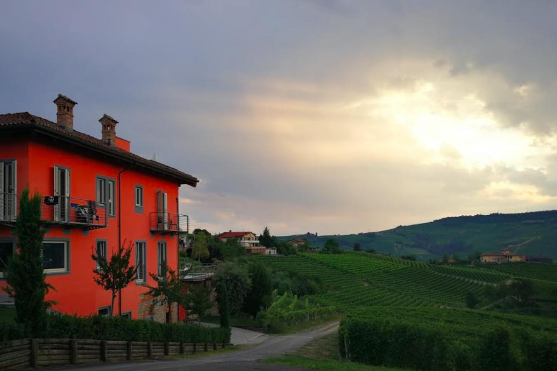 Agriturismo Piemonte Agriturismo in Piemonte, in een karakteristiek dorpje