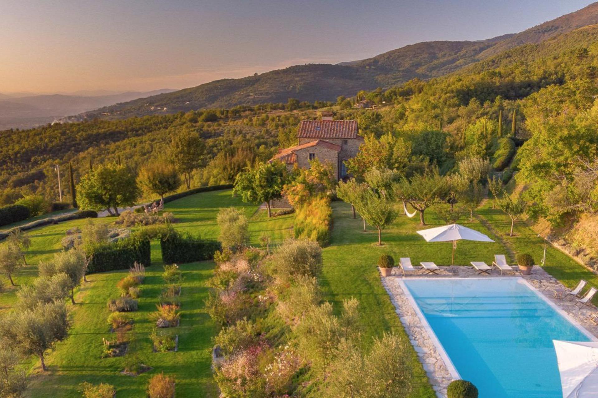 Agriturismo Toscane Luxe appartementen Toscane met mooi uitzicht | myitaly.nl
