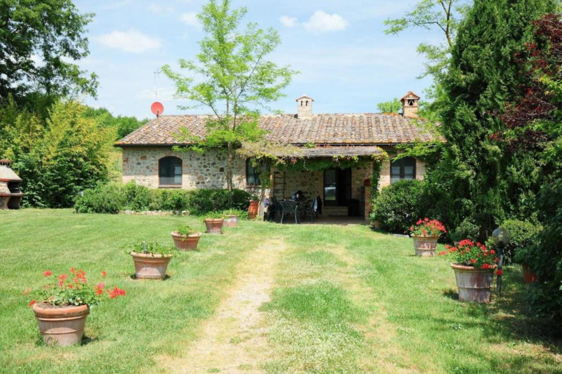Agriturismo Toscane Twee landhuizen Toscane met privé-zwembad | myitaly.nl