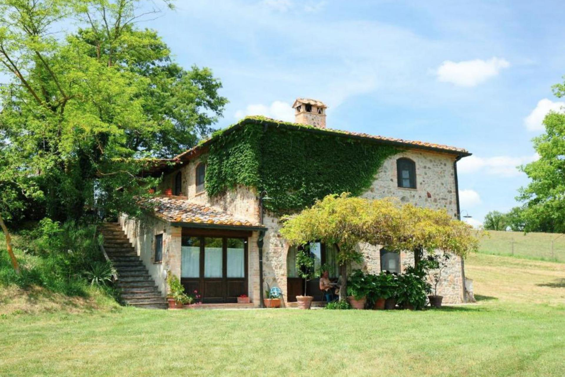 Agriturismo Toscane Twee landhuizen Toscane met privé-zwembad   myitaly.nl