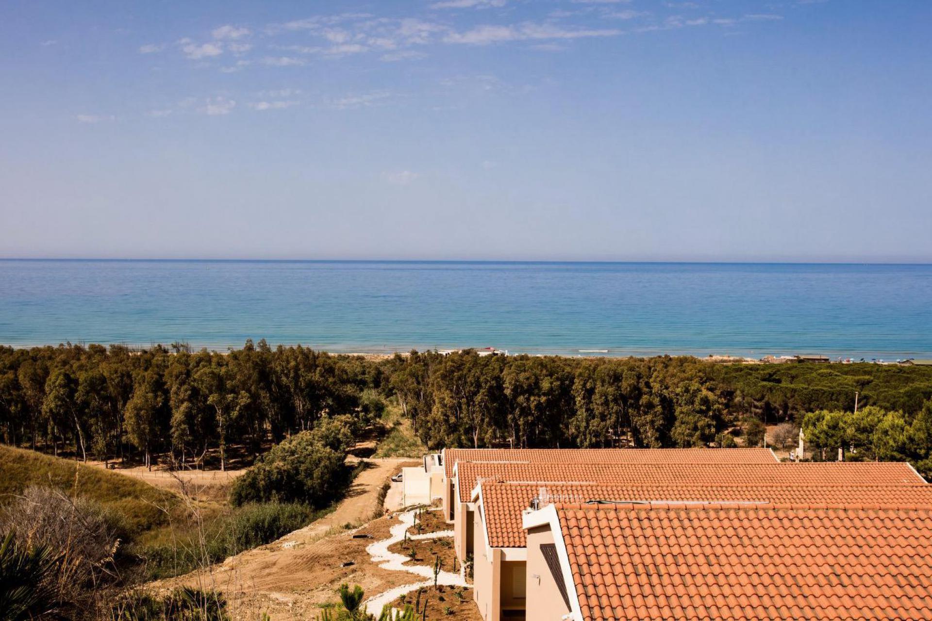 Agriturismo Sicilie Familie residence op loopafstand van zee