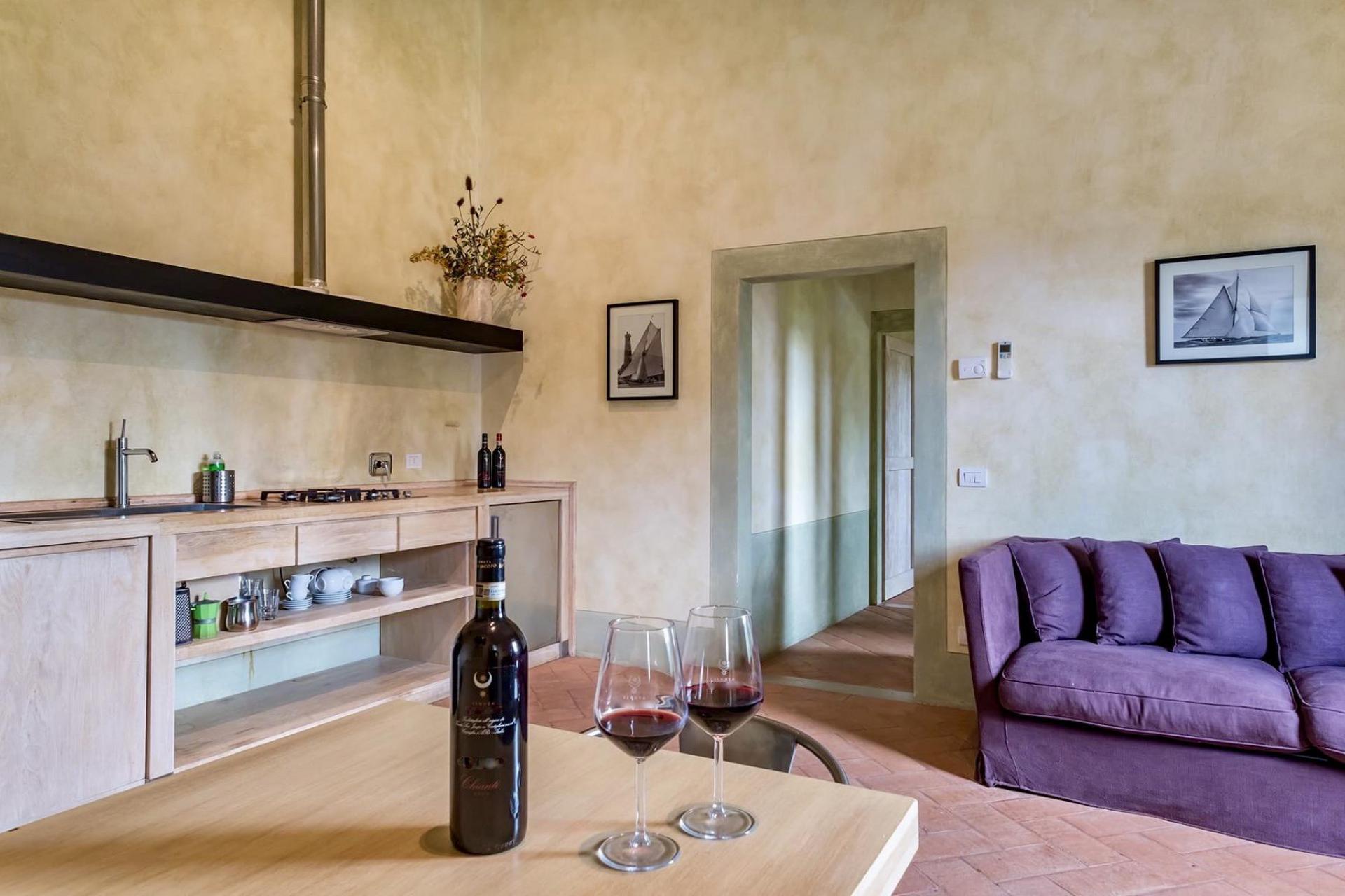 Agriturismo Toscane Agriturismo wijnboerderij Toscane - Chianti-streek | myitaly.nl